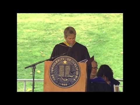 Embedded thumbnail for Ann Meyers Drysdale 2013 Commencement