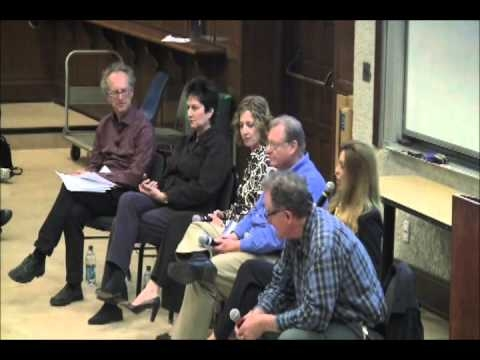 Embedded thumbnail for 2013 Alumni Panel