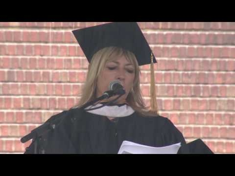 Embedded thumbnail for 2016 Commencement Ceremony