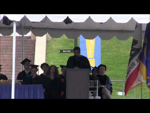 Embedded thumbnail for 2012 Commencement (entire)