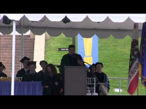 Embedded thumbnail for Kal Penn (Modi) 2012 Commencement